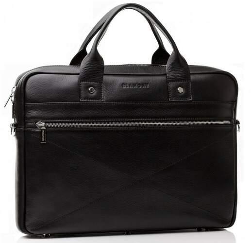 Мужская кожаная сумка Blamont 5233 - фото 1