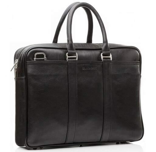 Мужская кожаная сумка Blamont 5228 - фото 1