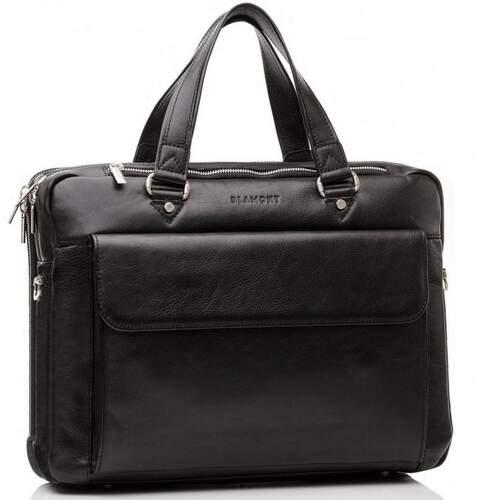 Мужская кожаная сумка Blamont 5237 - фото 1