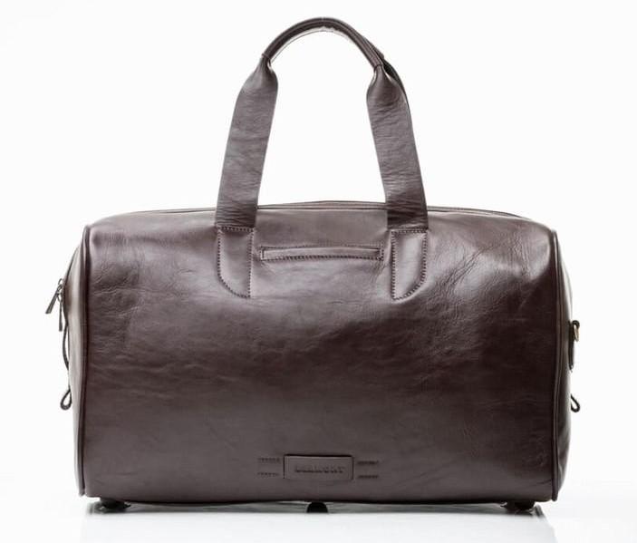 Дорожная кожаная сумка Blamont Bn073C 7617 - фото 1
