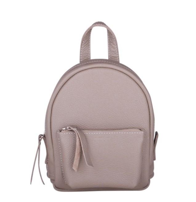 Кожаный рюкзак JIZUZ BABY SPORT 9147 - фото 1