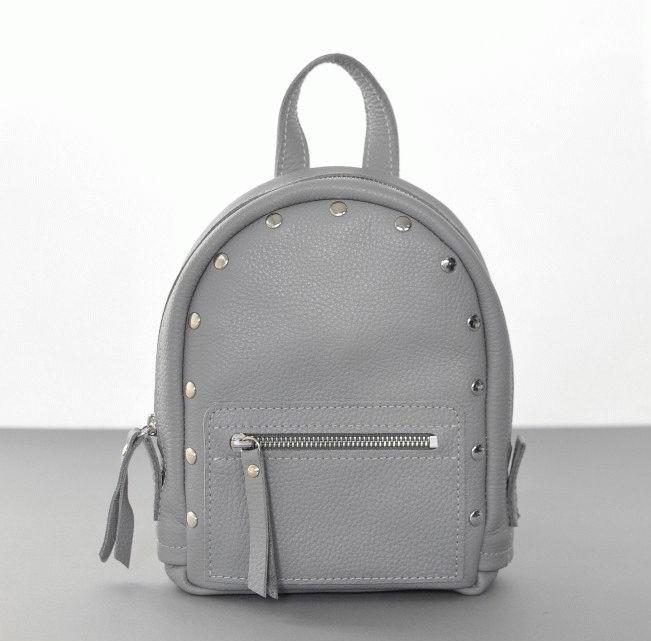 Кожаный рюкзак JIZUZ BABY SPORT 9104 - фото 1