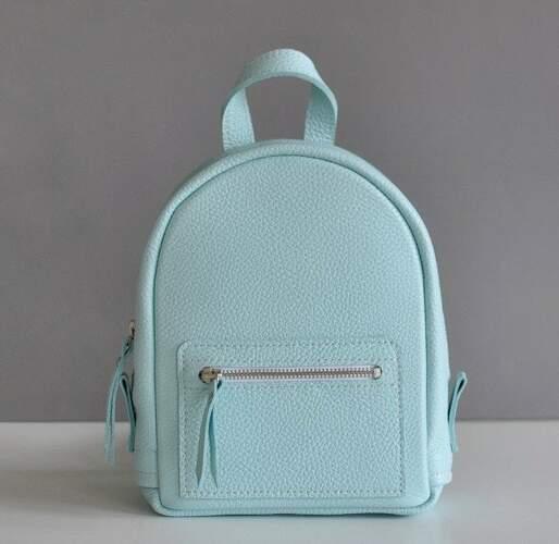 Кожаный рюкзак JIZUZ BABY SPORT 4502 - фото 1
