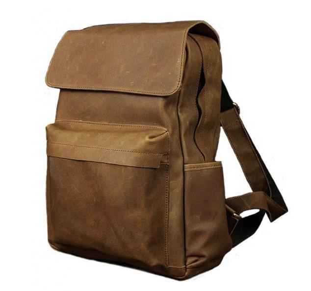 Рюкзак из натуральной кожи Bexhill 12453 - фото 1
