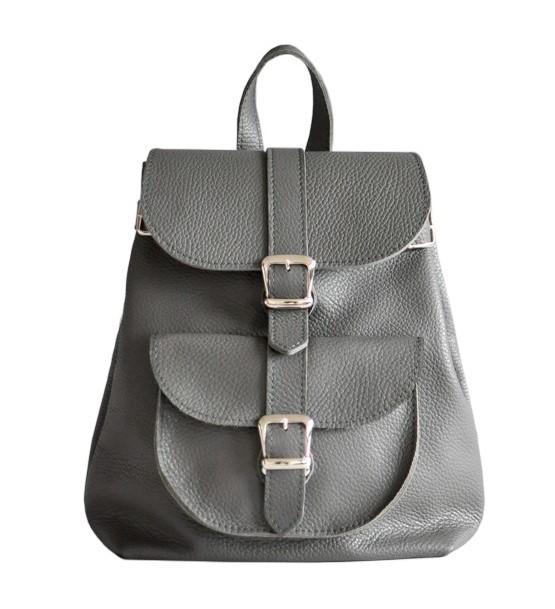 Кожаный рюкзак JIZUZ CLASSIC 9110 - фото 1