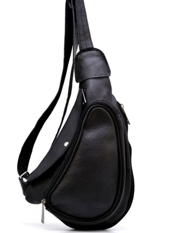 Кожаный рюкзак через плечо TARWA 19363 - фото 1
