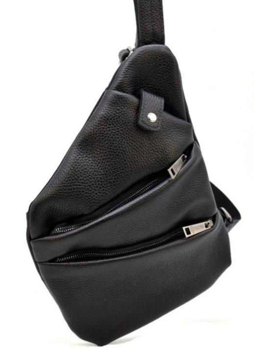 Мужская сумка слинг на одно плечо TARWA 19351 - фото 1