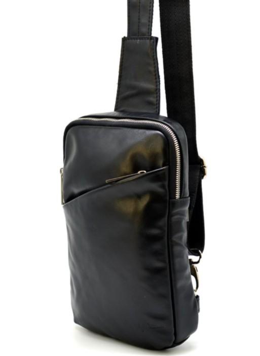 Мужская сумка-рюкзак через плечо TARWA 19355 - фото 1