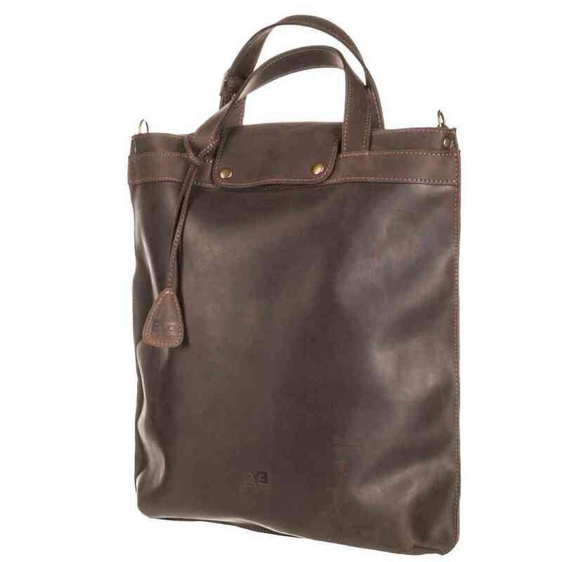 """Кожаная сумка-рюкзак Level """"Черепаха"""" 13754 - фото 1"""