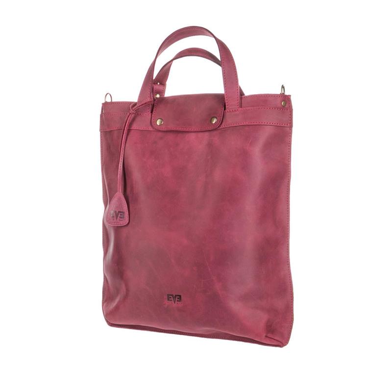 """Кожаная сумка-рюкзак Level """"Черепаха"""" 13749 - фото 1"""