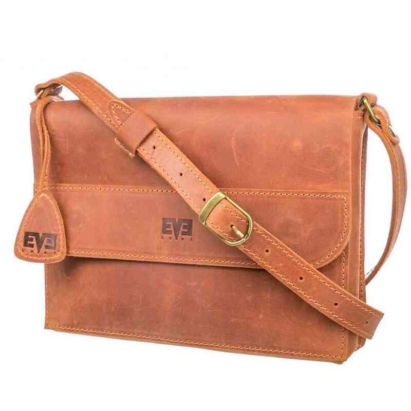 Кожаная сумка Level Карман 10418 - фото 1