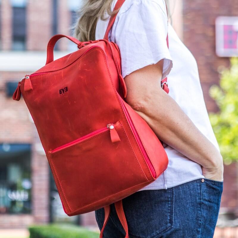 "Кожаный рюкзак Level ""Фото"" 10520 - фото 1"