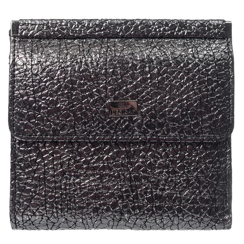 Женский кожаный кошелек Desisan 17641 - фото 1