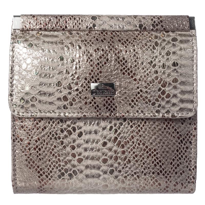 Женский кожаный кошелек Desisan 17639 - фото 1