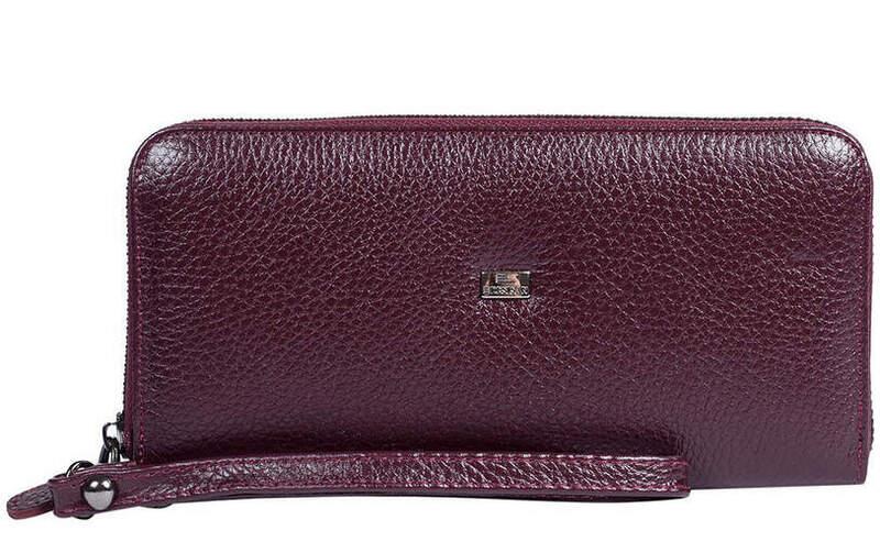 Женский кожаный кошелек Desisan 18896 - фото 1