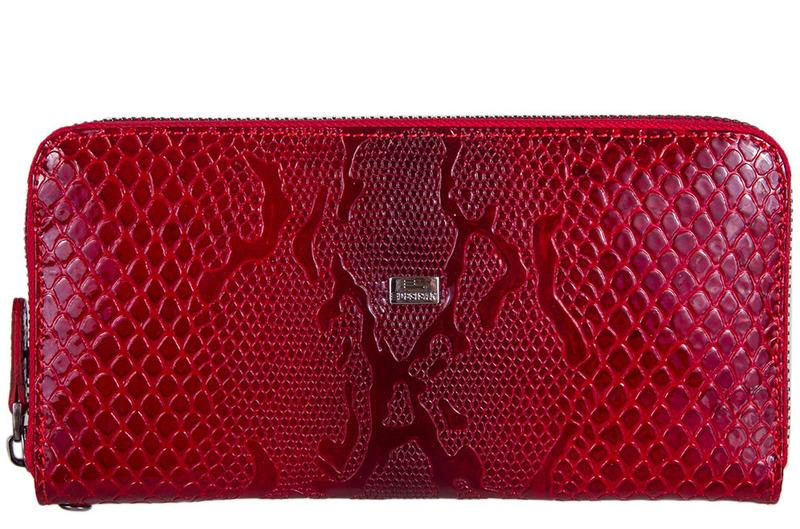 Женский кожаный кошелек Desisan 18901 - фото 1