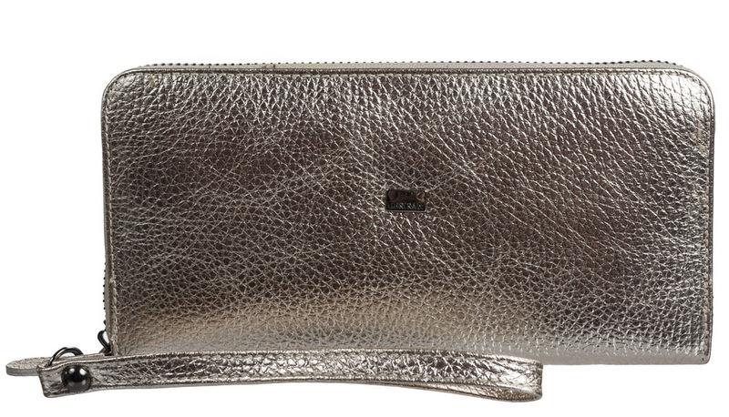 Женский кожаный кошелек Desisan 18906 - фото 1