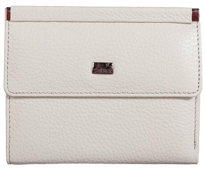 Женский кожаный кошелек Desisan 17635 - фото 1