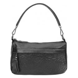 Кожаная женская сумка Borsa Leather