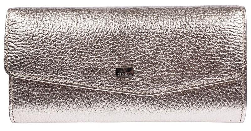 Женский кожаный кошелек Desisan 17634 - фото 1