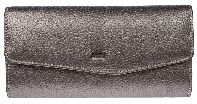 Женский кожаный кошелек Desisan 17633 - фото 1