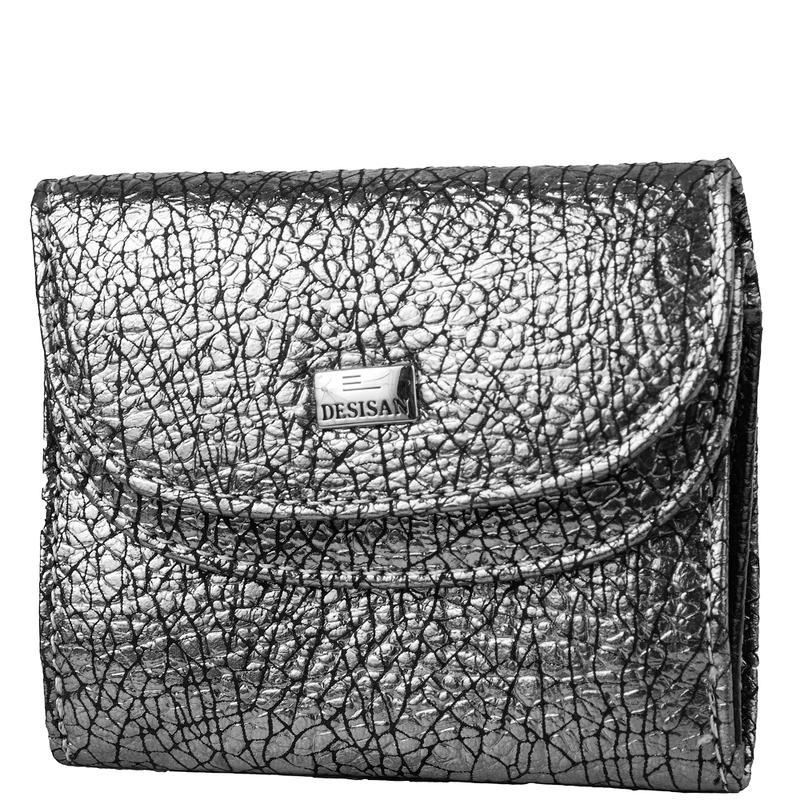 Женский кожаный кошелек Desisan 19455 - фото 1