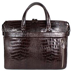 Кожаная сумка для ноутбука 15,6 DESISAN
