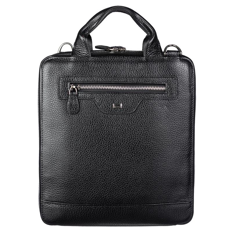 Мужская кожаная сумка DESISAN 19006 - фото 1