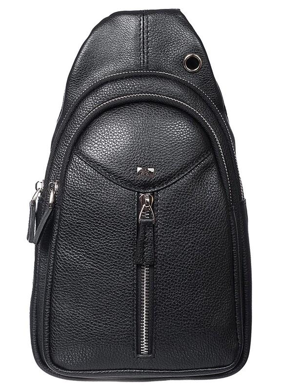 Кожаный мужской рюкзак Desisan 17660 - фото 1