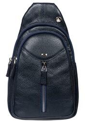 Кожаный мужской рюкзак Desisan