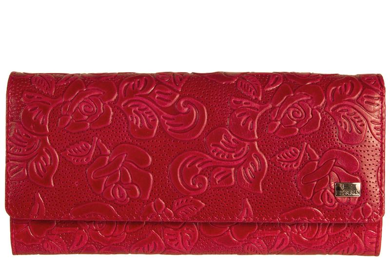 Женский кожаный кошелек Desisan 18915 - фото 1
