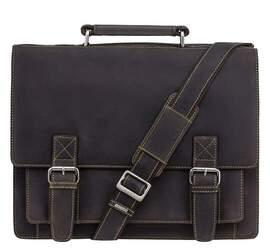 Мужской кожаный портфель Visconti 16055XL Hercules