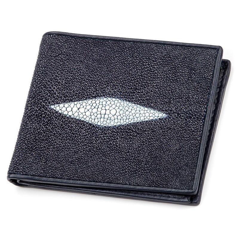Мужской кошелек из кожи ската STINGRAY LEATHER 14339 - фото 1