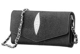 Женская сумка STINGRAY LEATHER из кожи ската id
