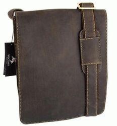 Мужская кожаная сумка Visconti