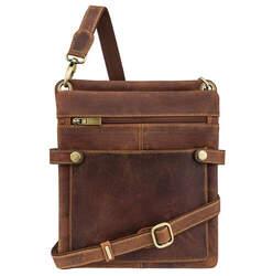 Мужская кожаная сумка Visconti Neo