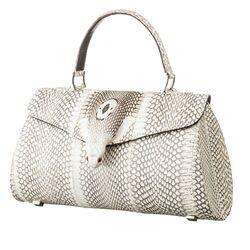 Женская сумка SNAKE LEATHER из кожи кобры id