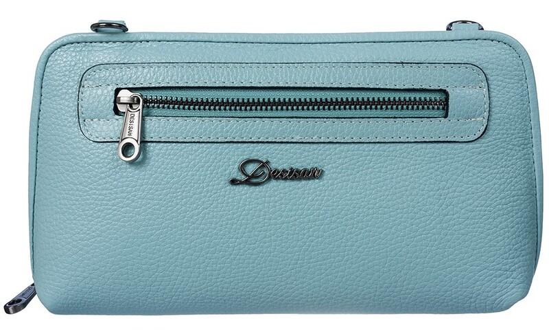 Женская кожаная сумка Desisan 17680 - фото 1