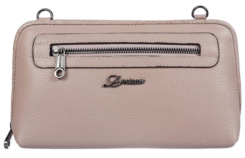 Женская кожаная сумка Desisan 17681 - фото 1