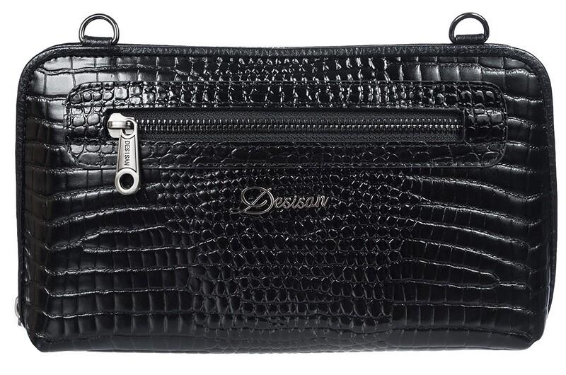 Женская кожаная сумка Desisan 17682 - фото 1