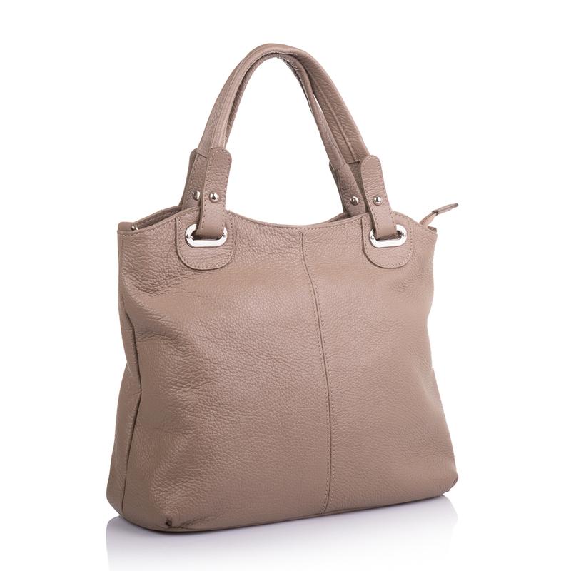 Кожаная женская сумка Virginia Conti (Италия) 13822 - фото 1