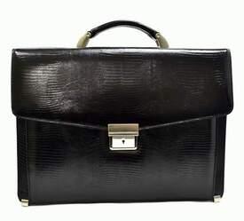 Кожаный портфель CANPELLINI id