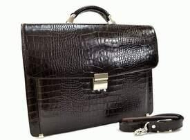 Мужской кожаный портфель DESISAN id