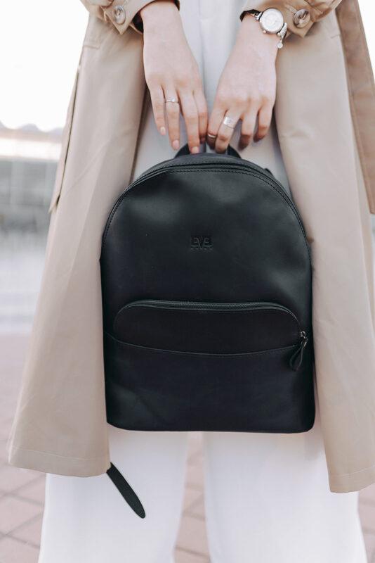 """Кожаный рюкзак Level """"Луи"""" 13743 - фото 1"""