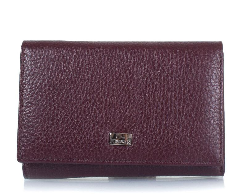 Женский кожаный кошелек Desisan 18922 - фото 1