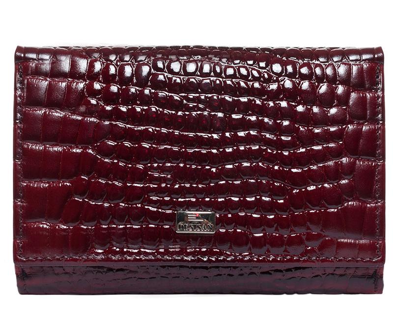 Женский кожаный кошелек Desisan 18926 - фото 1