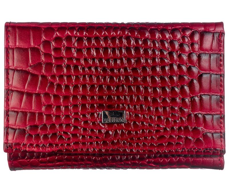 Женский кожаный кошелек Desisan 18927 - фото 1