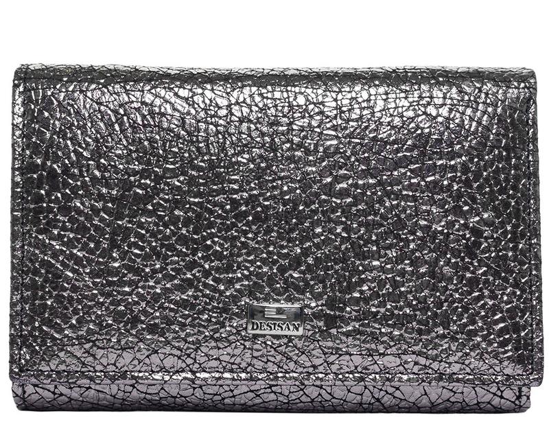 Женский кожаный кошелек Desisan 18928 - фото 1