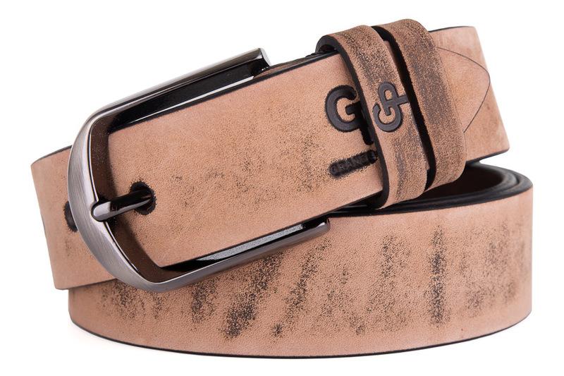 Кожаный ремень Grande Pelle 18545 - фото 1