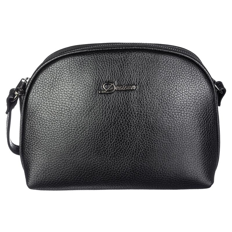 Женская кожаная сумка Desisan 19032 - фото 1